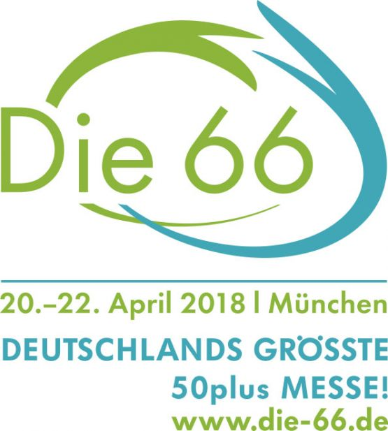 "Thomas Huber auf der 50plus-Messe ""Die 66"" am 21. April 2018"